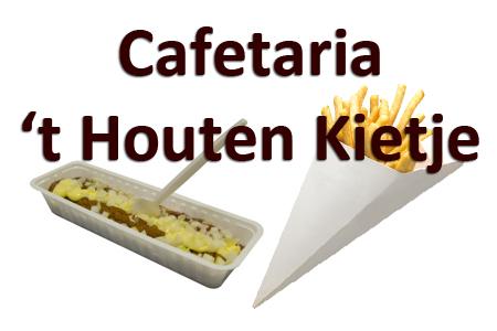 Cafetaria't  Houten Kietje