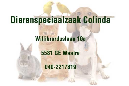 Dierenspeciaalzaak Colinda