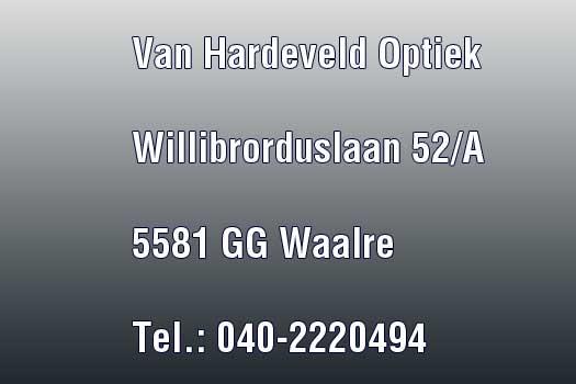 Van Hardeveld Optiek